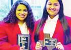 OHS duo 2nd in national contest