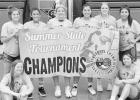 Lady 'Stangs sweep summer tournament
