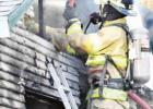 Fire destroys rural residence