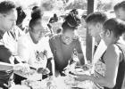 Celebrating Juneteenth at Lamesa's Hollis-Carver Park